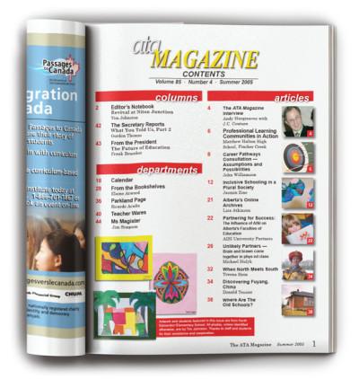 ATA-Magazine-Summer-2005-TOC