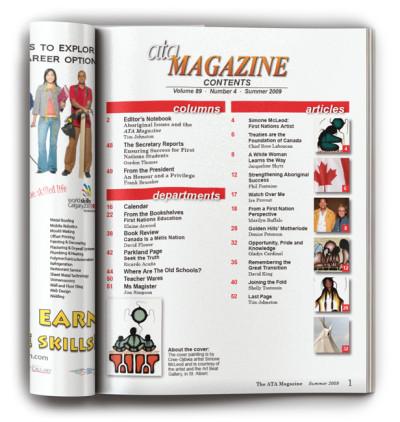 ATA-Magazine-Summer-2009-TOC