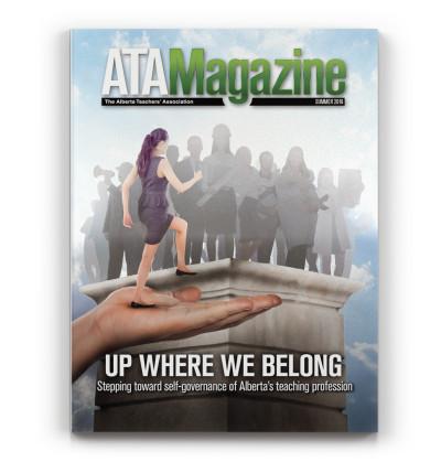 ATA Magazine - Summer 2016 - Cover