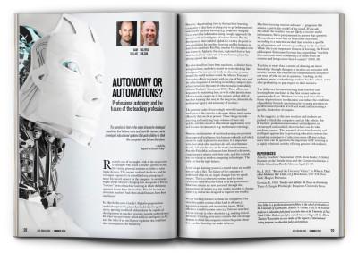 ATA Magazine - Summer 2016 - Spread 4