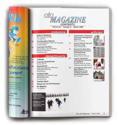 ATA-Magazine-Winter-2006-TOC