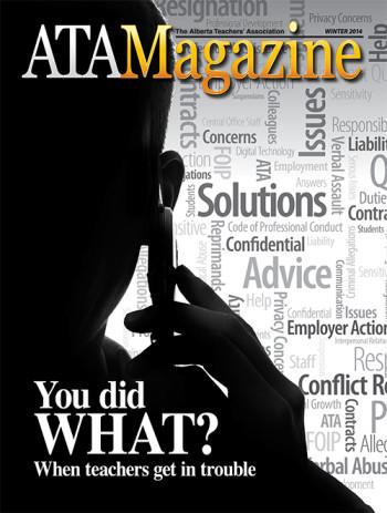 ATA Magazine - Winter 2014 Cover