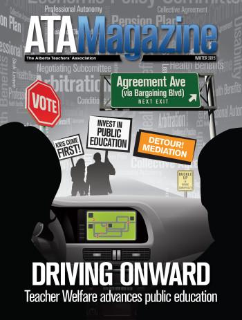 ATA Magazine - Winter 2015 Cover