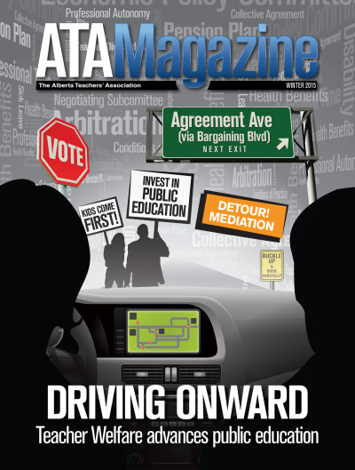 ATA Magazine - Winter 2015 Cover