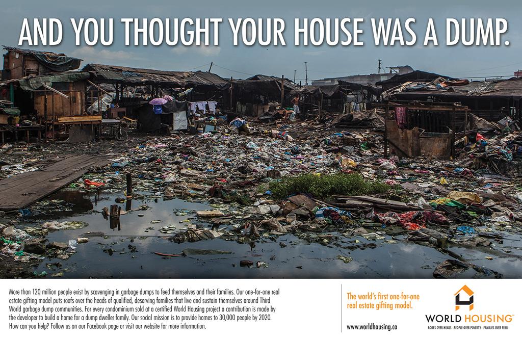 World Housing Ad #2