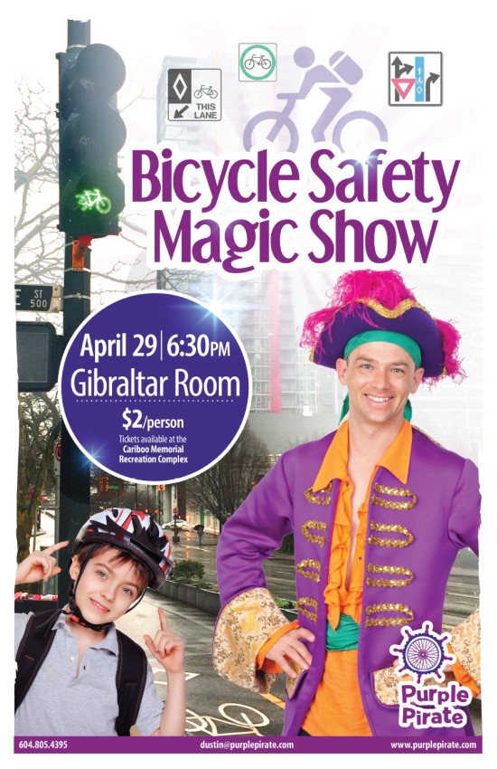 BikeSafetyMagicShow-Poster