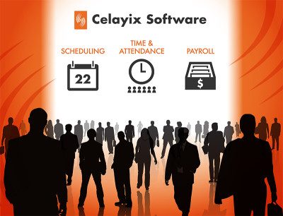 Celayix 8ft Trade Show Booth