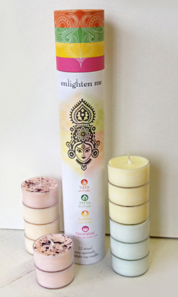 Enlighten Me - Tealight Tower - Variety