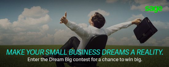 Sage Small Business Quarterly Contest Twitter Banner - Q1