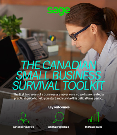 The Canadian Small Business Survival Toolkit - Pg1