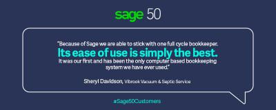 Sage 50 Testimonial 8 EN - Twitter 800x320