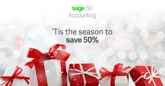Sage50 Canada Holiday Offer Facebook Banner 1200x627 EN