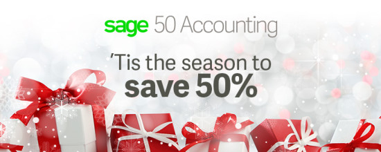 Sage50 Canada Holiday Offer Twitter Banner 800x320 EN