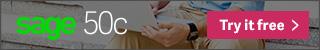 Sage 50c US Retargeting Display Ads - 320x50 - Version DSage 50c US Retargeting Display Ads - 728x90 - Version D