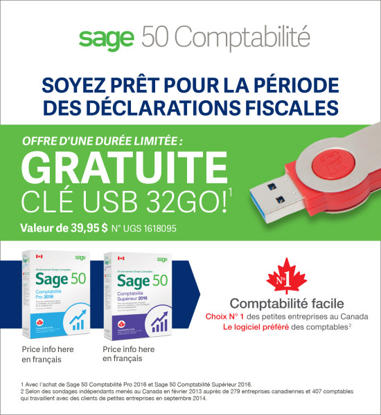 Sage 50 Accounting Ad - Staples Flyer (4S FR))