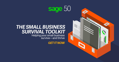 Sage 50 US - Survival Toolkit - Display Ad - 1200x627