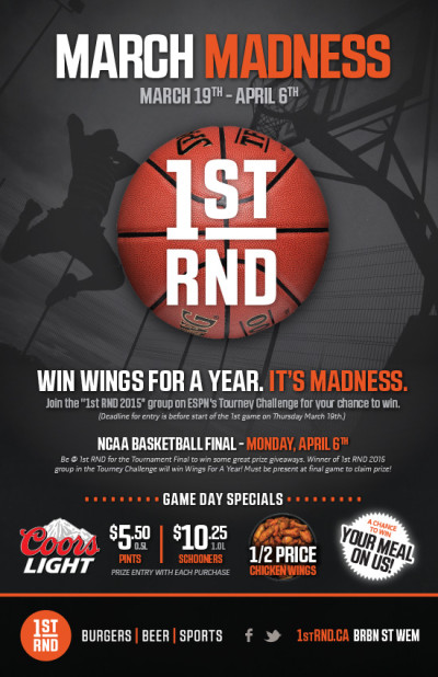 March Madness 2015 Poster_11x17