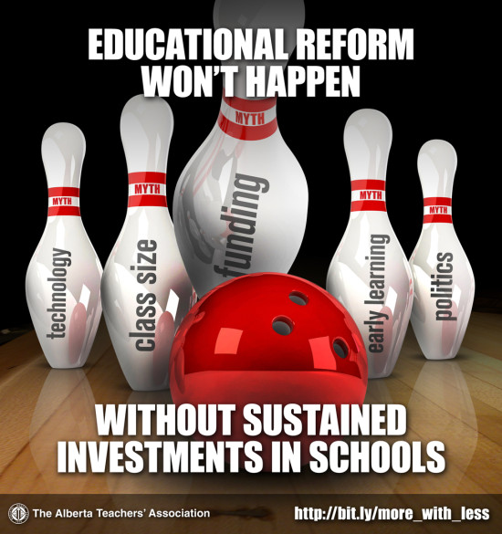 Knocking Down Education Myths - Meme 1