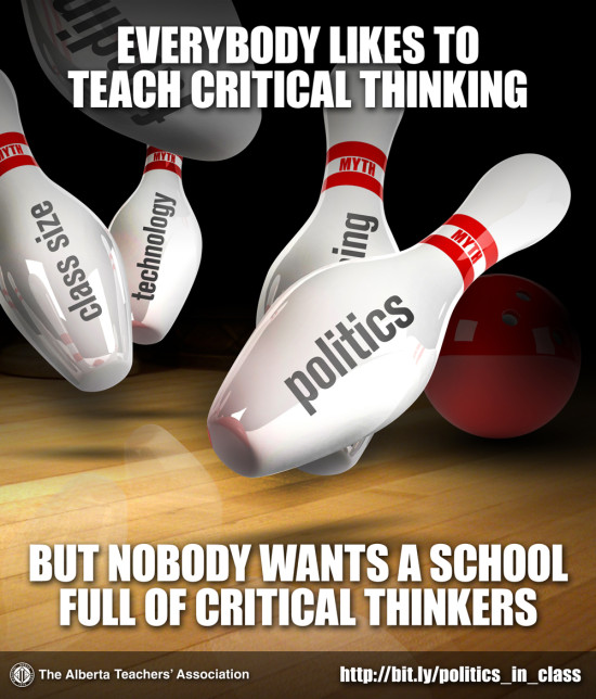 Knocking Down Education Myths - Meme 5