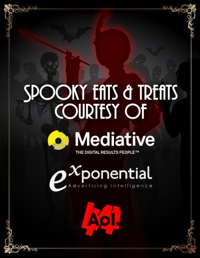 Spooky Speakeasy Sign - Treats
