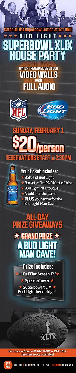 1st RND Super Bowl XLIX MailChimp Email 260px